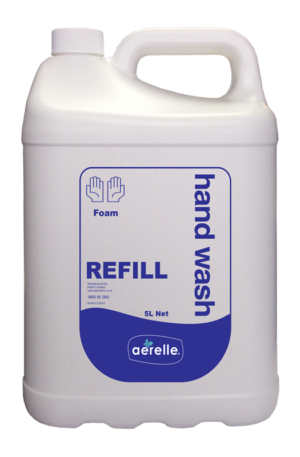 Foam Soap 5L Ardrich Aerelle Fragrance Free