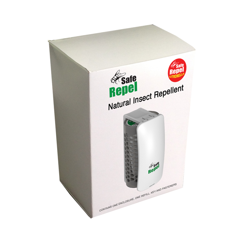 Passive Insect Control Pest Safe Repel Starter Pack