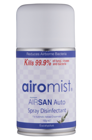 Air Freshener Ardrich Airomist Airsan metered can
