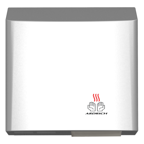 Ardrich Hand Dryer A260M Stainless Steel White