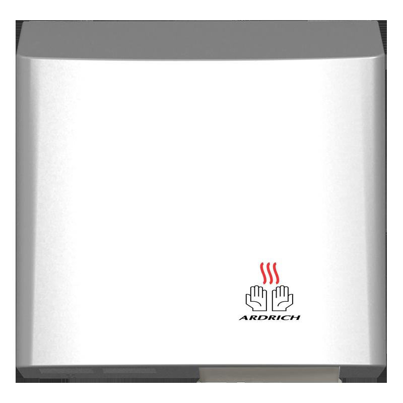 Ardrich Hand Dryer A260M Stainless Steel White