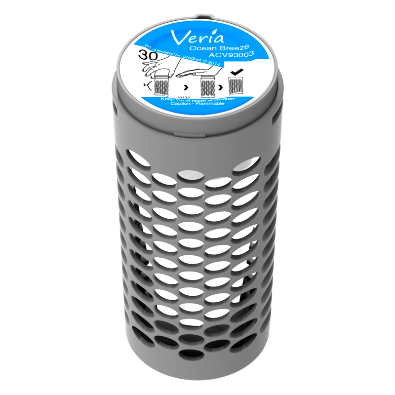 Passive Air Freshener Ardrich Veria Refill Ocean Breeze