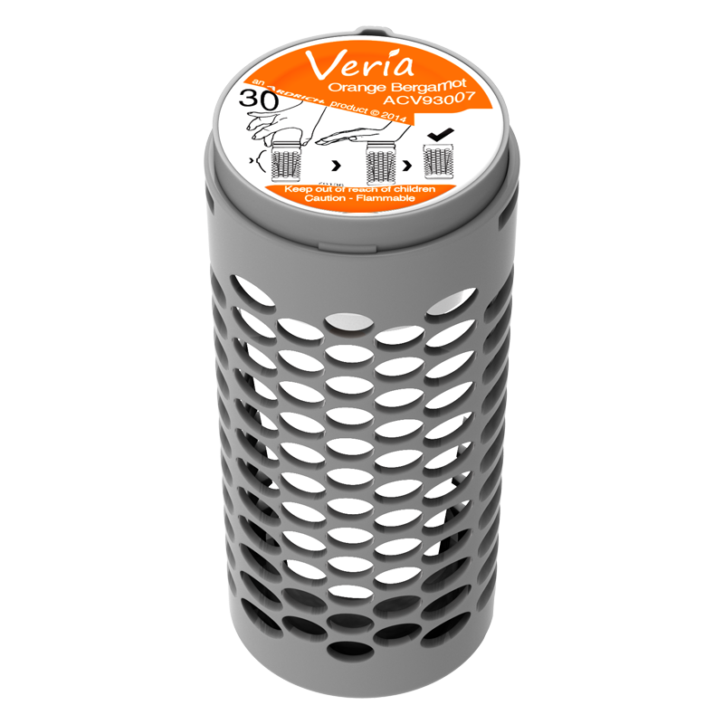 Passive Air Freshener Ardrich Veria Refill Orange Bergamot