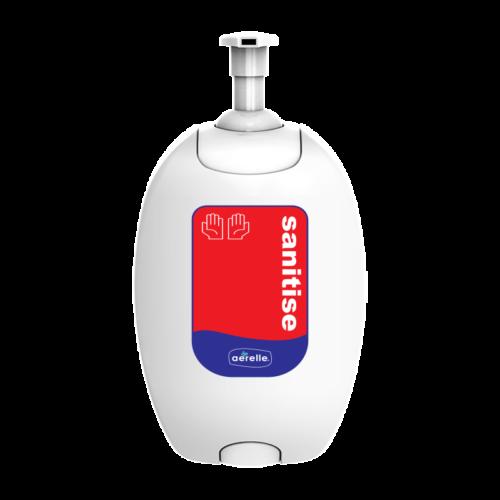 Refillable Hand Sanitiser Dispenser Alcohol Gel 1.2L