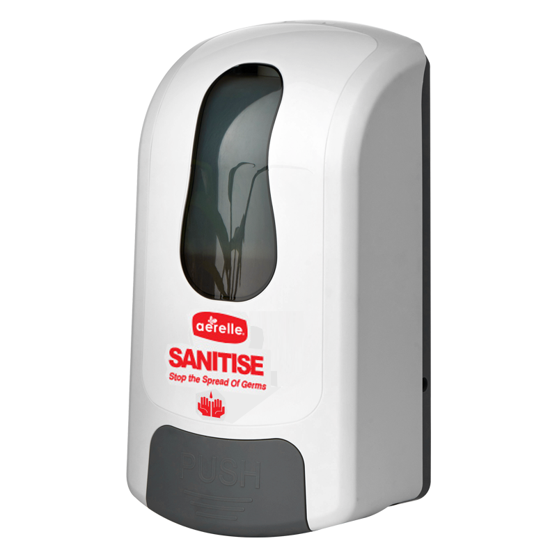 Refillable Foam Hand Sanitiser Dispenser Ardrich Aerelle