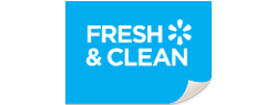 Fresh and Clean Logo