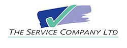 The Service Company Logo