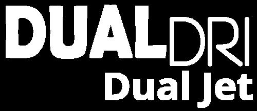 DuaDri Logo White